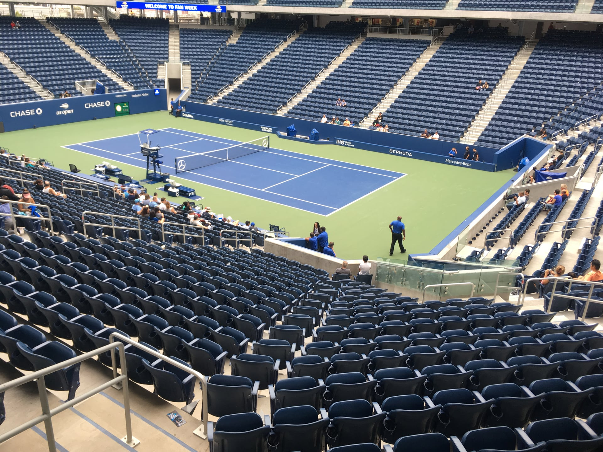 JOURNEY BLOG | US OPEN 2019 | USTA Billie Jean King National Tennis Center | THE SPIDERS|web design, homepage design in Brooklyn, New York|ニューヨーク、ブルックリンのホームページ制作、名刺、イラスト、インテリアデザイン、デザインなら何でもお任せ下さい。